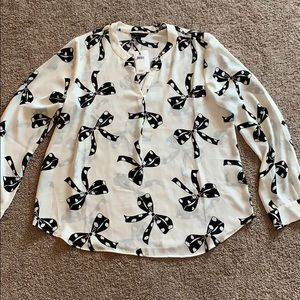 Banana Republic Top, NEW, Large